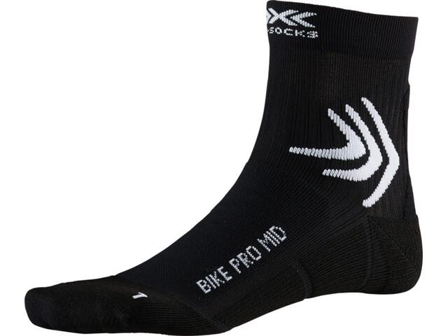 X-Socks Bike Pro Mid Socks opal black